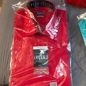 Brand new Van Heusen dress shirt!